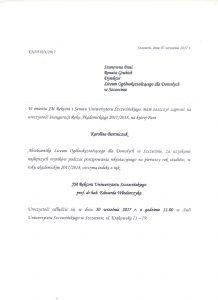 liceum ogólnokształcące szczecin
